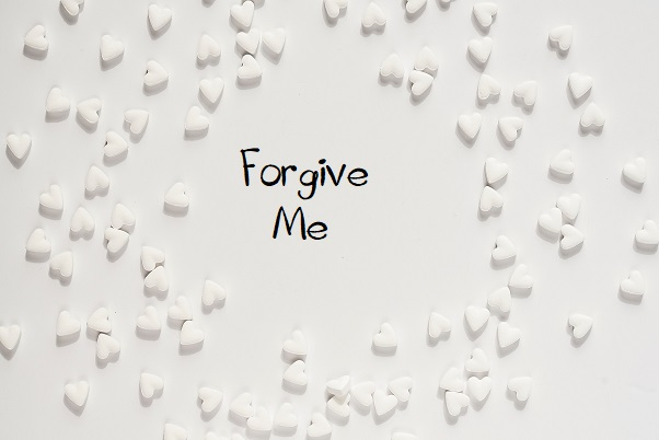 Forgive candy hearts